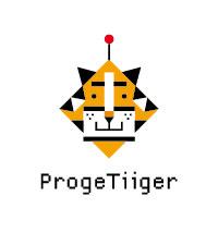 Progetiiger logo